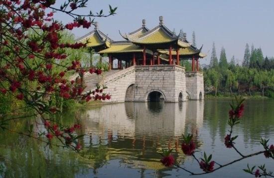 中国风景好的区
