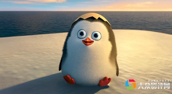 电影推荐:3d《马达加斯加的企鹅》
