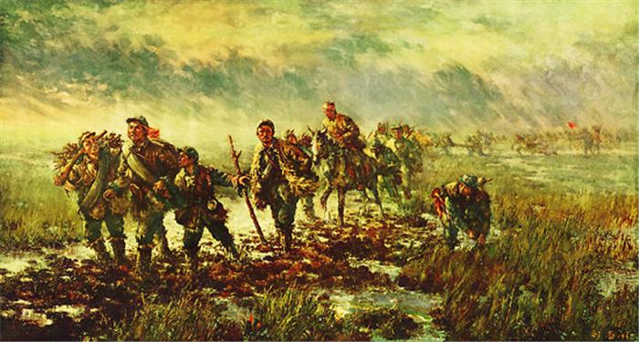 红军长征的时代背景是什么?