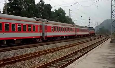 上海到九江火车